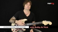 Introducing The Guitar - a FretHub online guitar lesson, with Bobby Harrison