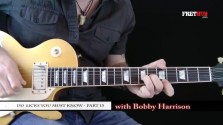 150 Rock Licks - Part 13 - a FretHub online guitar lesson, with Bobby Harrison