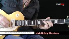 150 Rock Licks - Part 15 - a FretHub online guitar lesson, with Bobby Harrison