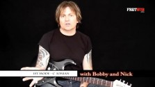 First Mode - C Ionian - a FretHub online guitar lesson, with Bobby Harrison