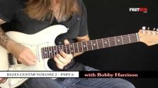 Blues Guitar Vol 2 Pt 6