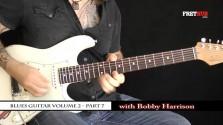Blues Guitar Vol 2 Pt 7