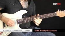 Blues Guitar Vol 2 Pt 8
