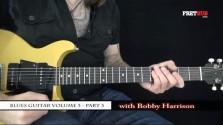 Blues Guitar – Vol 3 Pt3