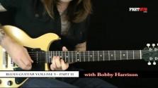 Blues Guitar – Vol 3 Pt11